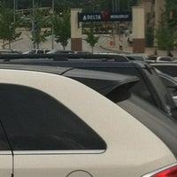 Photo taken at Delta Medallion Lot Braves Parking by Stephen G. on 4/17/2012