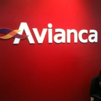 Photo taken at Check-in Avianca by Lissa B. on 5/7/2012