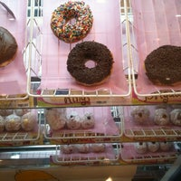 Photo taken at Café Donuts by Isabella S. on 3/6/2012
