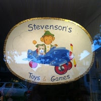 Photo taken at Stevenson's Toys & Games by Usewordswisely on 8/30/2012