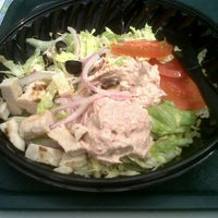 Photo taken at Subway by Christian B. on 7/3/2012