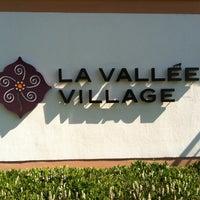 Photo taken at Ladurée Vallée Village by Fabulous on 9/9/2012