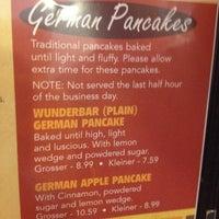Photo taken at Pancake Haus by Melody B. on 4/29/2012