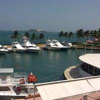 Photo taken at La Marina @ El Conquistador Hotel And Casino by Tony on 8/19/2012