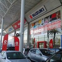 Photo taken at Dercocenter Suzuki by Jorge J. on 6/22/2012