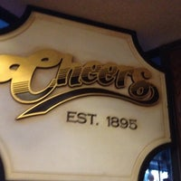 Photo taken at Cheers by Joycee O. on 7/15/2012