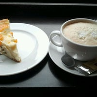 Photo taken at Barista Coffeeshop by Andreas B. on 3/7/2012