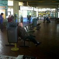 Photo taken at Terminal de Ómnibus de Junín by Postcrossingandatamp A. on 6/10/2012