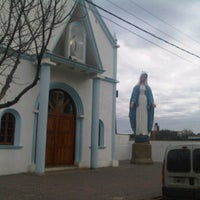 Photo taken at Parroquia Medalla Milagrosa by Federico K. on 5/22/2012