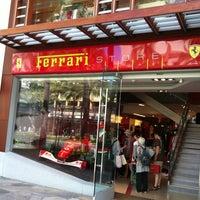 Ferrari store waikiki