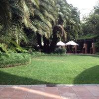 Photo taken at Hyatt Regency Johannesburg by Lotus H. on 3/10/2012