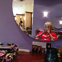 Photo taken at Bubbles Salon by Lynda B. on 6/27/2012