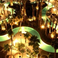 Photo taken at Tahiti Village Resort by CAESAR D. on 2/18/2012