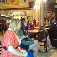 Photo taken at Starry Plough Pub by Julie J. on 4/4/2012