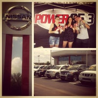 Photo taken at Universal Hyundai by Power 95.3 on 7/28/2012