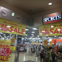 Photo taken at スポーツオーソリティ 熱田店 by Masakazu U. on 8/26/2012