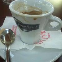 Photo taken at Platia Cafe by Αριστομενης Δημητρης Α. on 5/24/2012