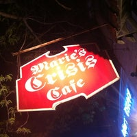 Photo taken at Marie's Crisis Cafe by Seth F. on 4/12/2012