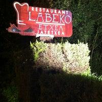 Photo taken at Labeko Etxea by Sara M. on 9/8/2012