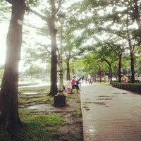 Foto tomada en Rizal Park por Jom D. el 8/19/2012