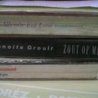 Photo taken at Openbare Bibliotheek Heusden-Zolder by Aslı on 9/12/2012
