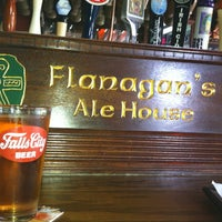Photo taken at Flanagan's Ale House by Brian R. on 8/4/2012