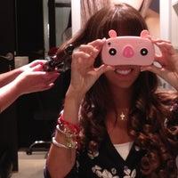 Photo taken at Hair Spray at Holiday Inn by B G. on 8/25/2012