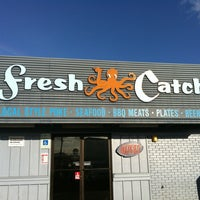 Photo taken at Fresh Catch by MrRogerMac on 8/23/2012