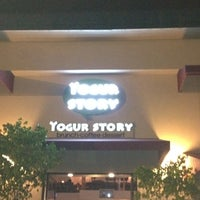 Photo taken at YogurStory by a B. on 8/24/2012