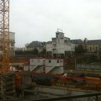 Photo taken at ZAC St Hélier by Paul B. on 3/17/2012