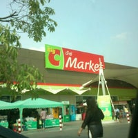 Photo taken at Big C Market by Aor S. on 2/26/2012