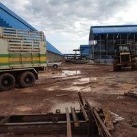 Photo taken at โรงงานน้ำตาลเอราวัณ by อ้วน อ. on 8/22/2012