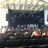 Photo taken at Blue Hills Bank Pavilion by Catherine G. on 8/3/2012