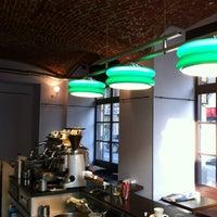 Photo taken at Caffè Cesare by Christian Aladino C. on 3/15/2012