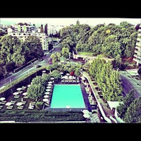 Photo taken at InterContinental Geneva by Yousif A. on 8/22/2012
