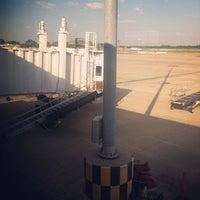 Photo taken at Gate 5 by Jaime P. on 8/29/2012