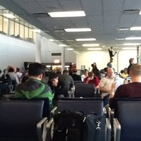 Photo taken at Gate F93 by Pam I. on 10/8/2011