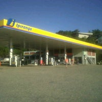 Photo taken at Auto Posto Santa Terezinha by Marcelo M. on 2/2/2012