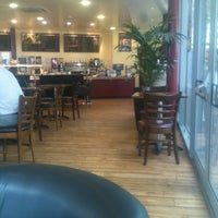Photo taken at Boswells Cafe by Caroline M. on 8/7/2011