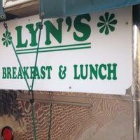 Photo taken at Lyn's Breakfast & Lunch by Liz W. on 11/3/2011