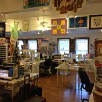 Photo taken at Stitching on State by Greg T. on 12/28/2011