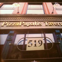 Photo taken at Pizza Papalis by Gregory B. on 9/4/2011