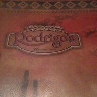 Photo taken at Rodrigo's Mexican Grill by April S. on 11/10/2011