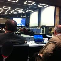 Photo taken at International Telecommunication Union by Ekaterina B. on 1/12/2012