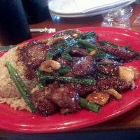 Photo taken at Pei Wei by @neotsn on 1/7/2012
