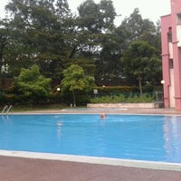 Photo taken at Sutramas Apartment Swimming Pool by Andy S. on 9/6/2011