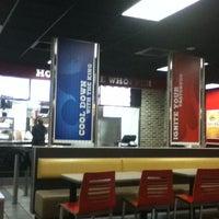 Photo taken at Burger King by Rafael P. on 2/4/2012