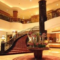 Photo taken at Sheraton Surabaya Hotel & Towers by AdzmatKhan M. on 9/6/2012
