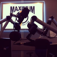 Photo taken at Maximum 103.7 FM by Olga M. on 8/24/2012