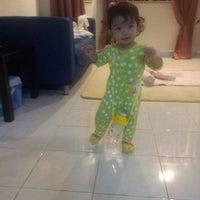 Photo taken at Little Arissa's Home by Al Alim K. on 6/26/2012